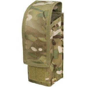 Mil-Tec Porte-chargeur simple MOLLE pour AK47 Multitarn
