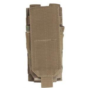 Mil-Tec Porte-chargeur simple MOLLE pour M4/M16 Multitarn