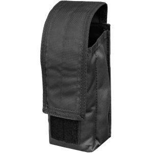 Mil-Tec Porte-chargeur simple MOLLE pour AK47 noir