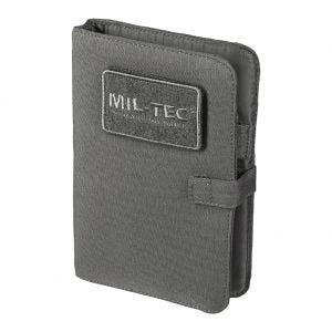 Mil-Tec Bloc-notes tactique petite taille Urban Grey