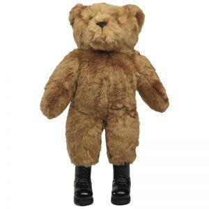 Mil-Tec Grand ours en peluche avec bottes