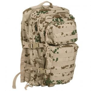 Mil-Tec Sac à dos US Assault MOLLE grande taille tropical allemand