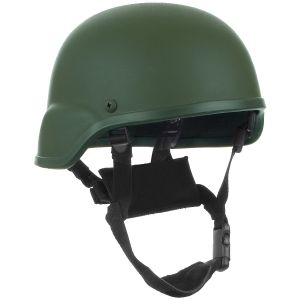 Mil-Tec Casque de combat US M.I.C.H. vert olive