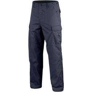 Mil-Tec Pantalon militaire BDU Navy Blue