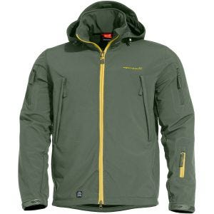 Pentagon Artaxes Escape Veste Softshell Grindle Green