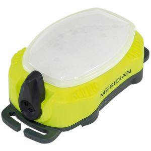 Princeton Tec Lampe stroboscopique d'urgence Meridian jaune fluo