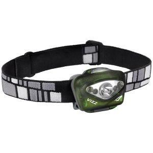 Princeton Tec Lampe frontale LED Vizz à boîtier vert