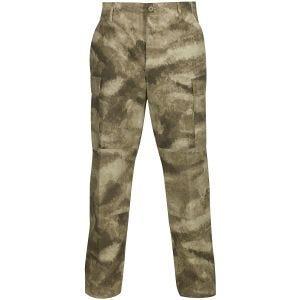 Propper Pantalon BDU en polycoton Ripstop avec braguette à boutons A-TACS AU