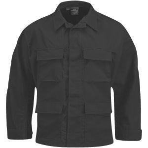 Propper Manteau BDU en polycoton Ripstop noir