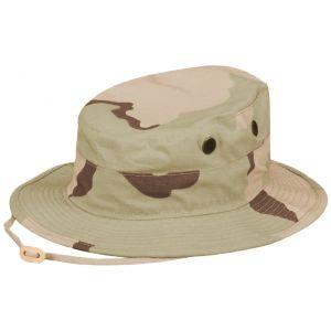 Propper Chapeau de brousse en coton Ripstop Desert tricolore