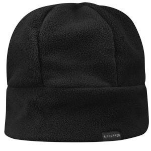 Propper Bonnet en polaire noir