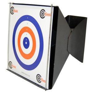 SMK Porte-cible conique avec récupérateur de balle 17 x 17