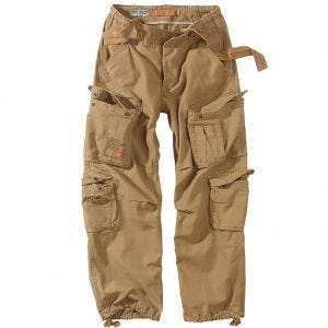 Surplus Pantalon Airborne Vintage Coyote