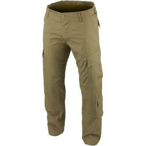 Teesar Pantalon de combat ACU Coyote