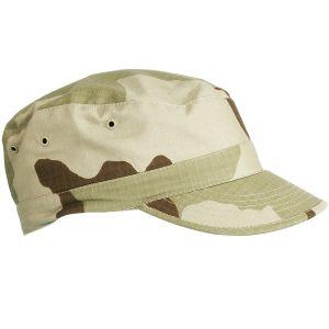 Teesar Casquette militaire Desert tricolore