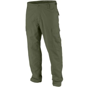 Teesar Pantalon BDU en Ripstop vert olive