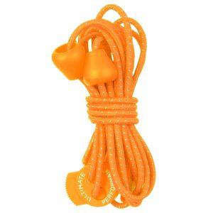 Ultimate Performance Lacets élastiques réfléchissants orange