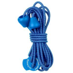 Ultimate Performance Lacets élastiques réfléchissants Royal Blue