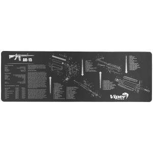 Viper Tapis de nettoyage pour AR15 noir