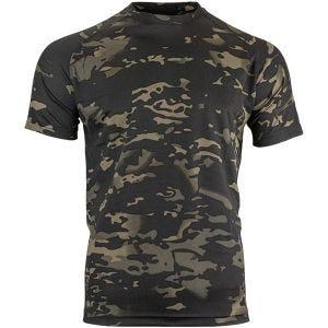Viper Mesh-tech T-Shirt V-Cam Black