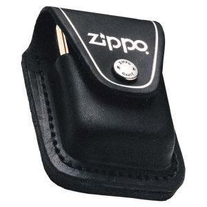Zippo Étui pour briquet avec boucle noir